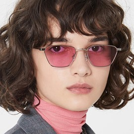 Ericdress Resin Fashion Sunglasses For Women