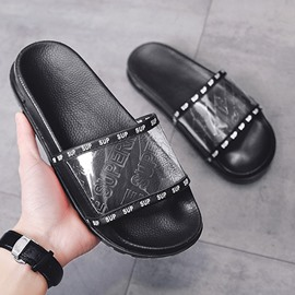 Ericdress Print Summer Simple Men's Slippers