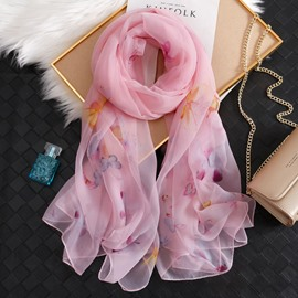Ericdress Print Ladylike Animal Scarf