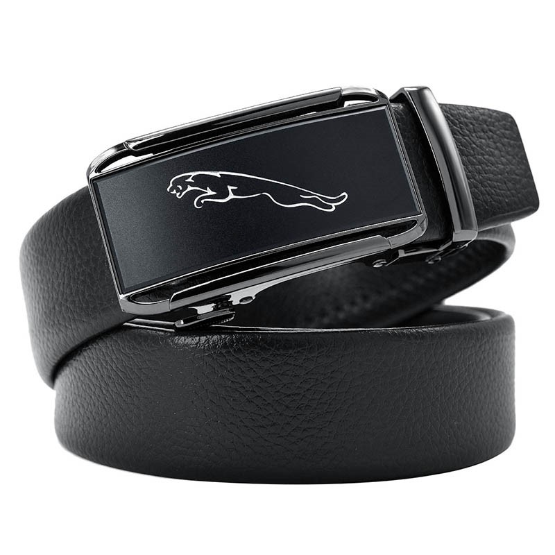 Ericdress Embossed Leather Fashion PU Belt For Men
