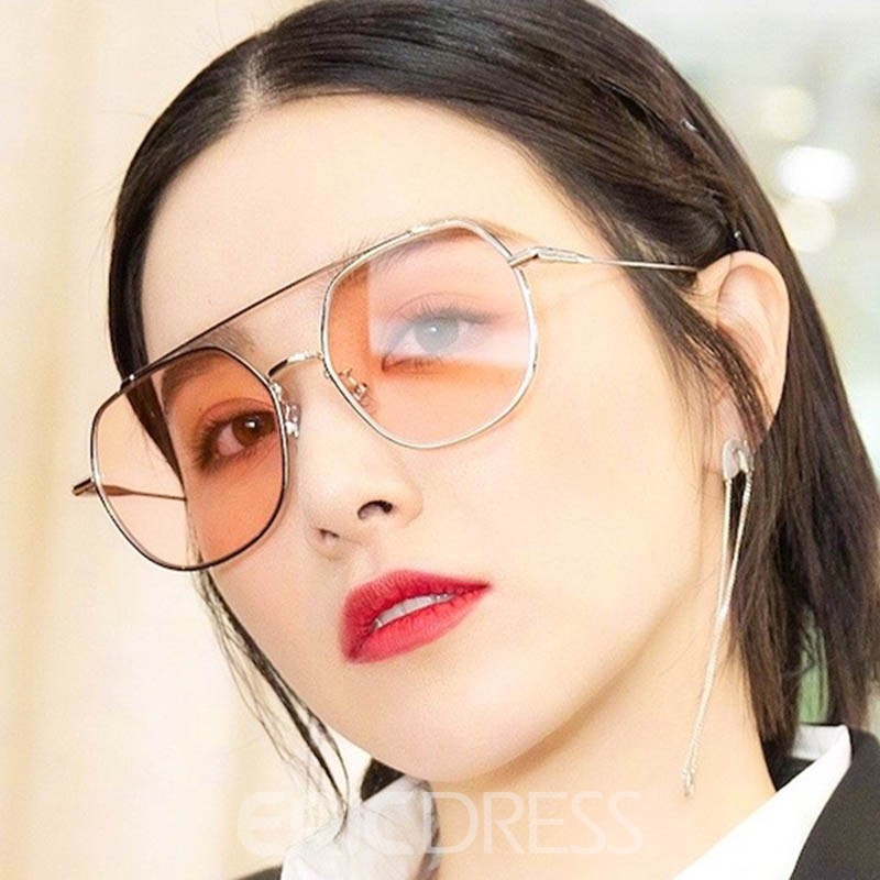 Ericdress Wrap Colour Fashion Sunglasses