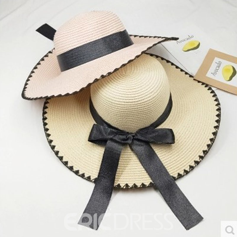 Ericdress Straw Plaited Article Fashion Spring Hat