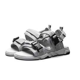 Ericdress Mesh Slip-On Open Toe Men's Sandals
