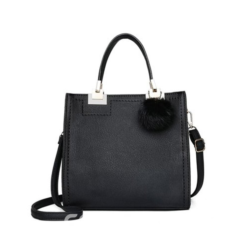 Ericdress Casual PU Plain Square Handbags
