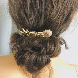 Ericdress Barrette Party Alloy Hair Accessories