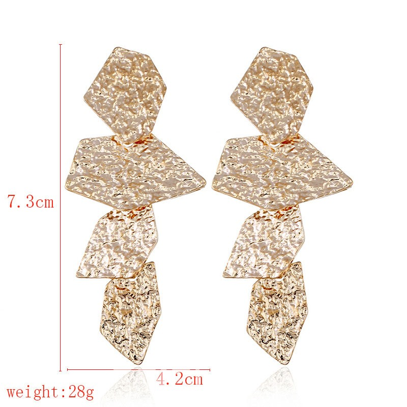 Ericdress Alloy Anniversary Earrings