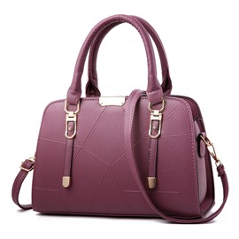 Ericdress PU European Medium Handbags