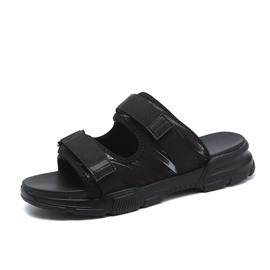 Ericdress Summer Simple Hollow Men's Slippers