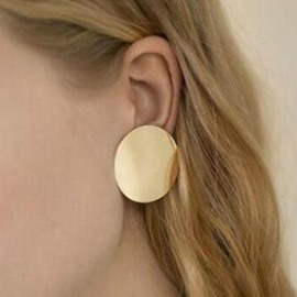 Ericdress Alloy Round Earrings