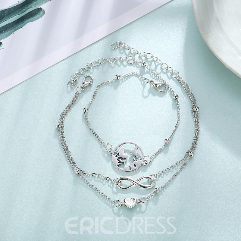 Ericdress Sweet Fashion Anklets