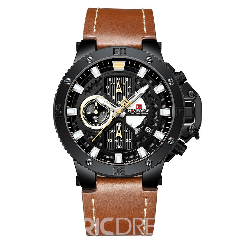 Ericdress Hardlex Luminous Mechanical Watch