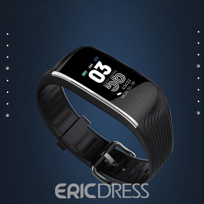 Ericdress Digital Rectangle Smart Bracelet Watch