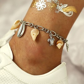 12bf5370cac Sterling Silver Anklets Sale   Ankle Bracelets for Women - Ericdress.com