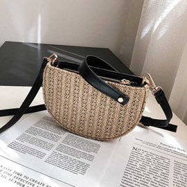 Ericdress Straw Fashion Crossbody Bags
