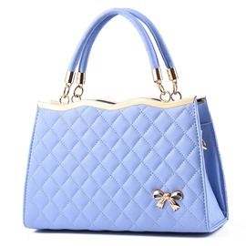 Ericdress PU Quilted Lining Korean Handbags