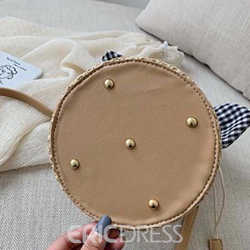 Ericdress Casual Grass Women Crossbody Bags