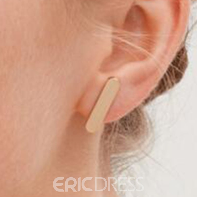 Ericdress Alloy Plain Fashion Earrings