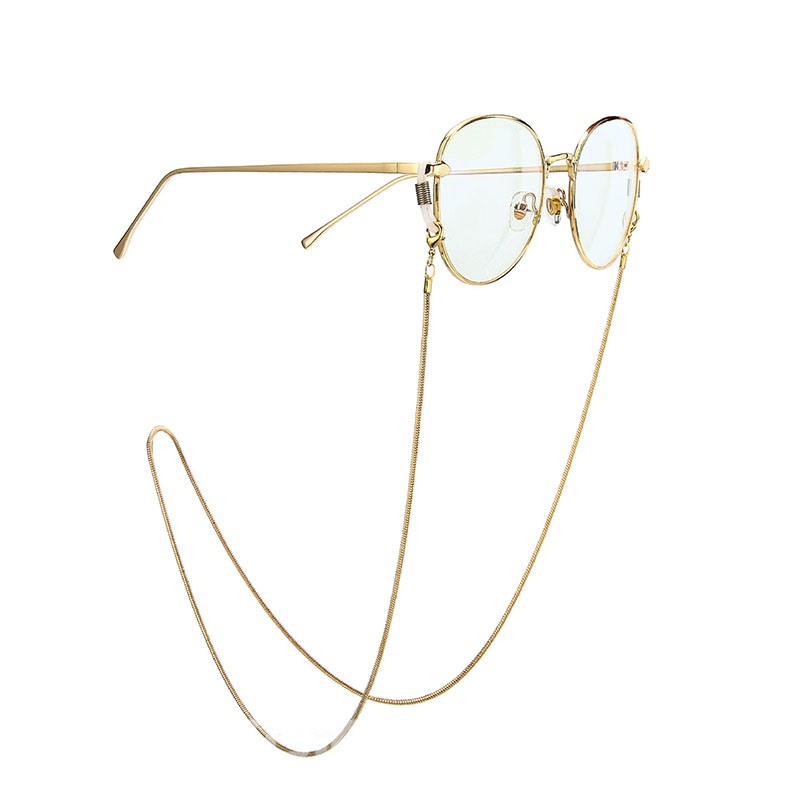 Ericdress Golden Sunglasses Chain