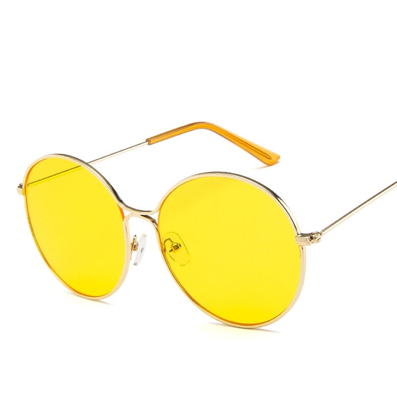 Ericdress Round 2019 Fashion Sunglasses
