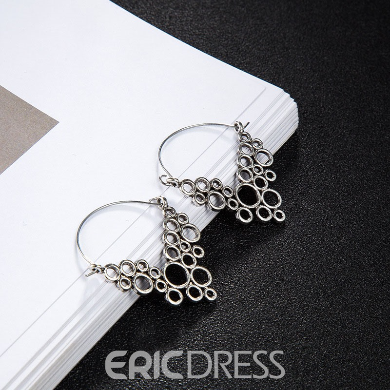 Ericdress E-Plating Fashion Party Earrings