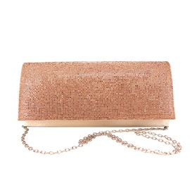 Ericdress Satin Versatile Rectangle Clutches & Evening Bags