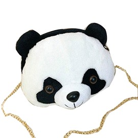 Ericdress Panda Polyester Chain Crossbody Bags