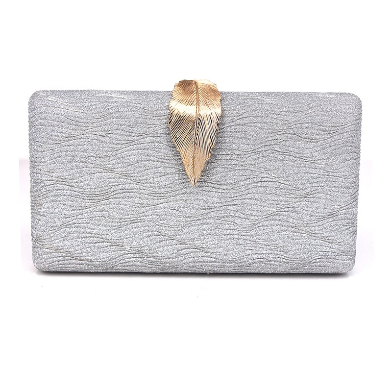 Ericdress Satin Rectangle Versatile Clutches & Evening Bags