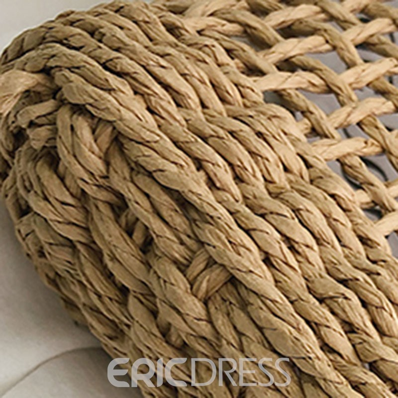Ericdress Knitted Plain Square Handbags