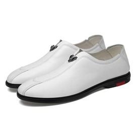 Ericdress PU Round Toe Men's Dress Shoes