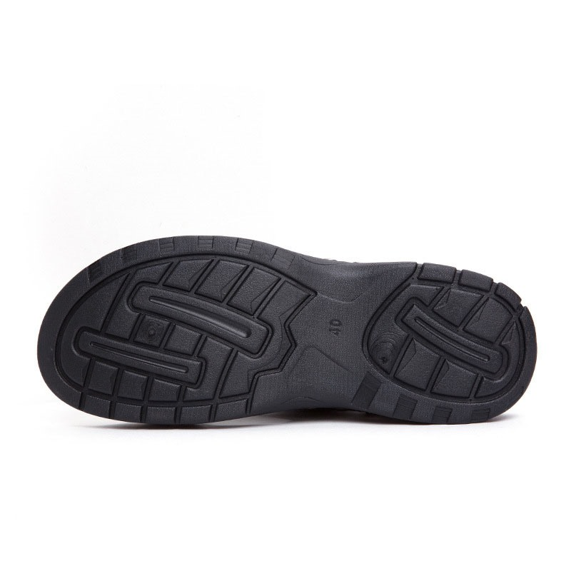 Ericdress PU Slip-On Simple Men's Sandals