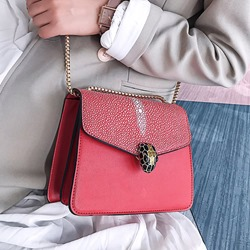 Ericdress Stone Solid Sequins Clash Colors Square Crossbody Bag  - buy with discount