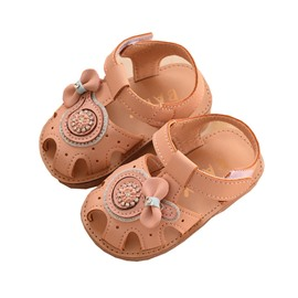 Ericdress Bow Hollow Baby Toddler Shoes