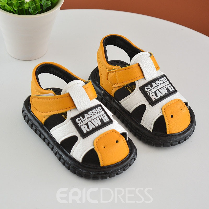 Ericdress Color Block Baby Shoes