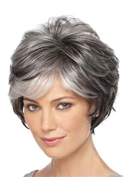 Ericdress Women Lace Front Wigs Natural Looking Heat Resistant Straight Synthetic Wig 14inch
