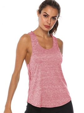 Ericdress Cotton I-shaped Women's Sports Vest