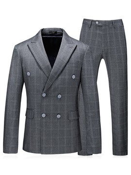 ericdress costume de mode blazer à double boutonnage