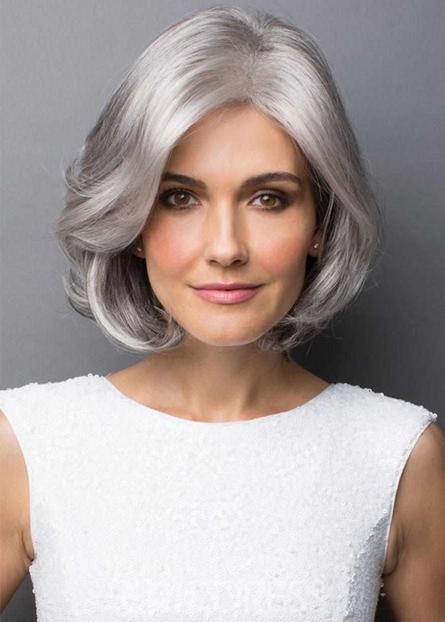 Ericdress Sexy Women's Short Straight Synthetic Hair Capless Wigs 14 Inches