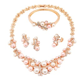 Ericdress Pearl Luxury Jewelry Sets