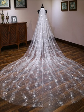 Ericdress Amazing Cathedral Wedding Veil