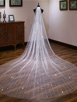 Ericdress Sequins Wedding Veil