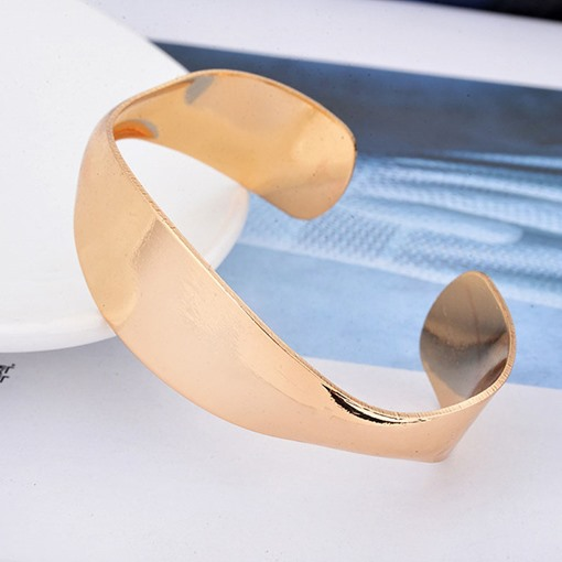 Ericdress Plain Hoop Female Bracelet