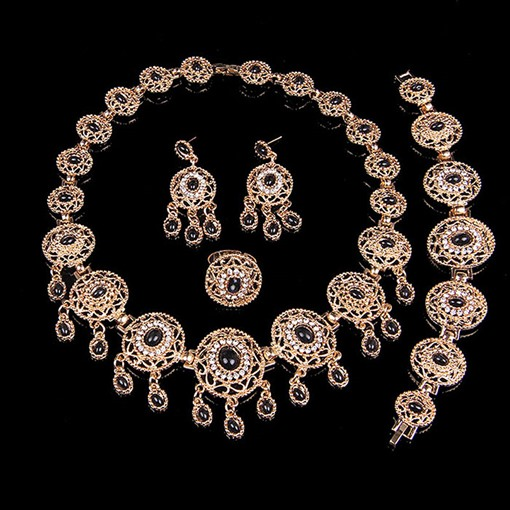 Ericdress Diamante Extravagant Jewelry Sets