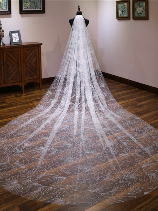 Ericdress Lace Wedding Veil 2019