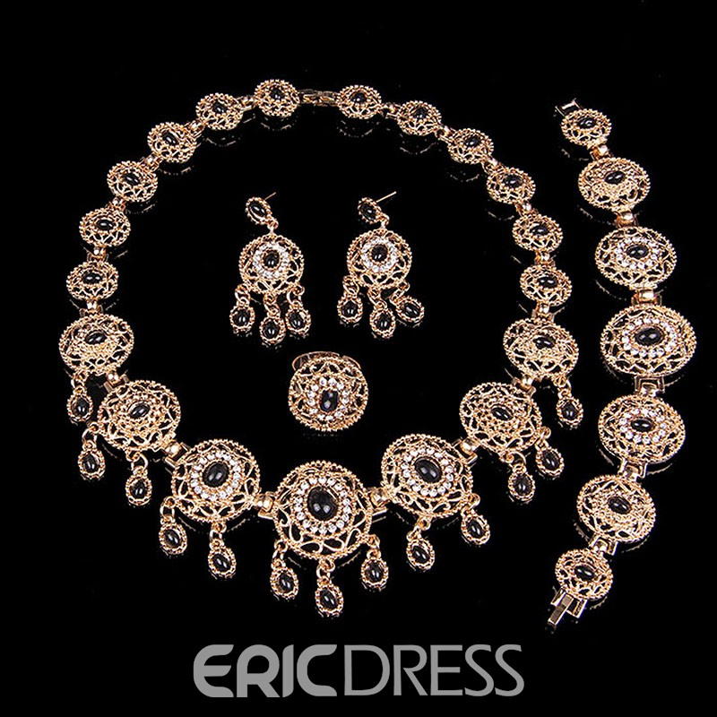 ericdress diamante Ohrringe, die Schmucksets wedding sind