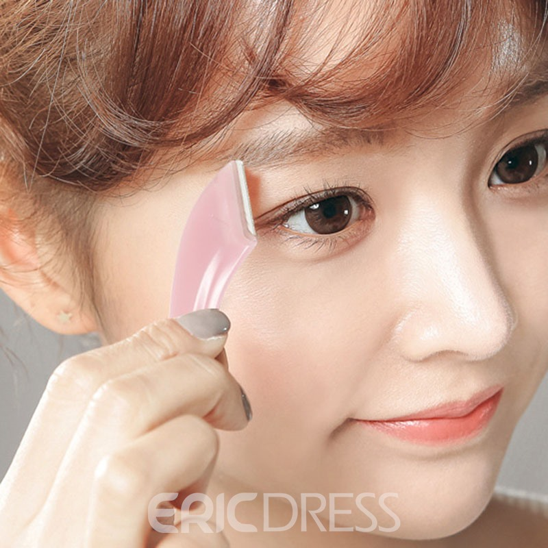 Ericdress Moon Shape Eyebrow Trimmers