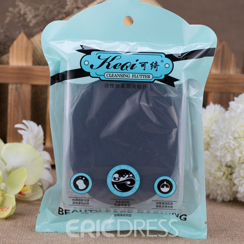 Ericdress Black Cosmetic Puffs