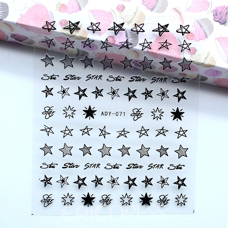 Ericdress Nail Stickers & Decal