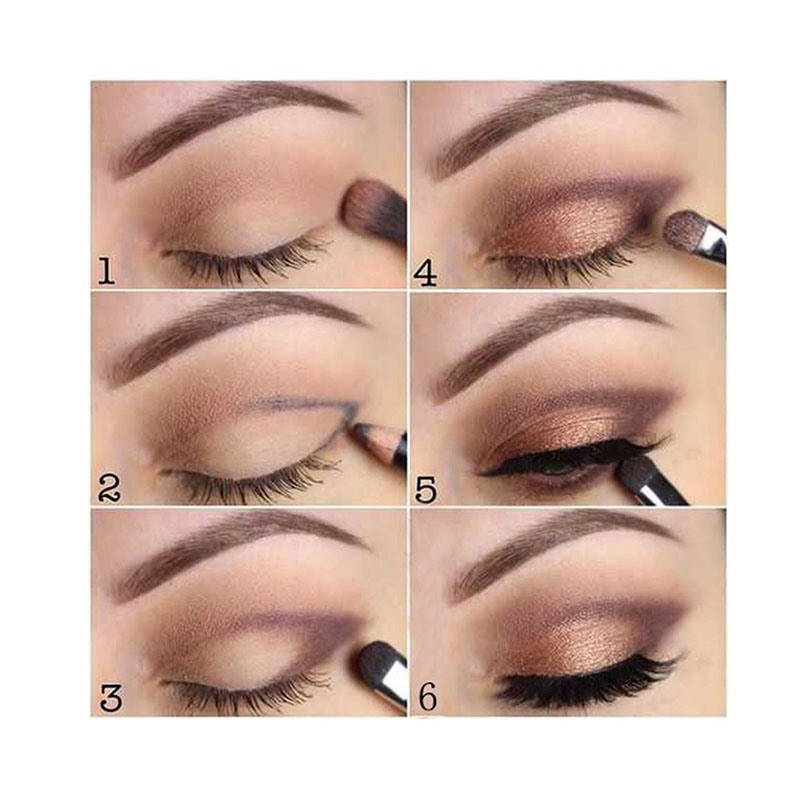 Ericdress 10 Shades Eye Shadow