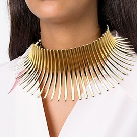 Ericdress Nigeria Style Fashion Wild Necklaces