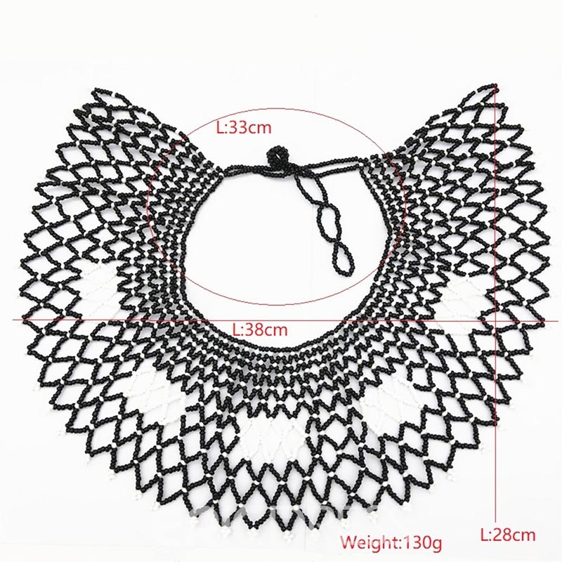 Ericdress Nigeria Style Hollow Out Female Necklace